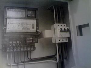 электрический щит 1