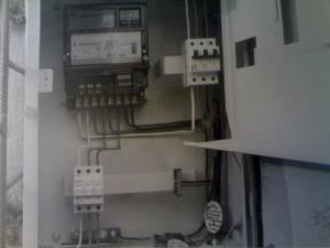 электрический щит 2