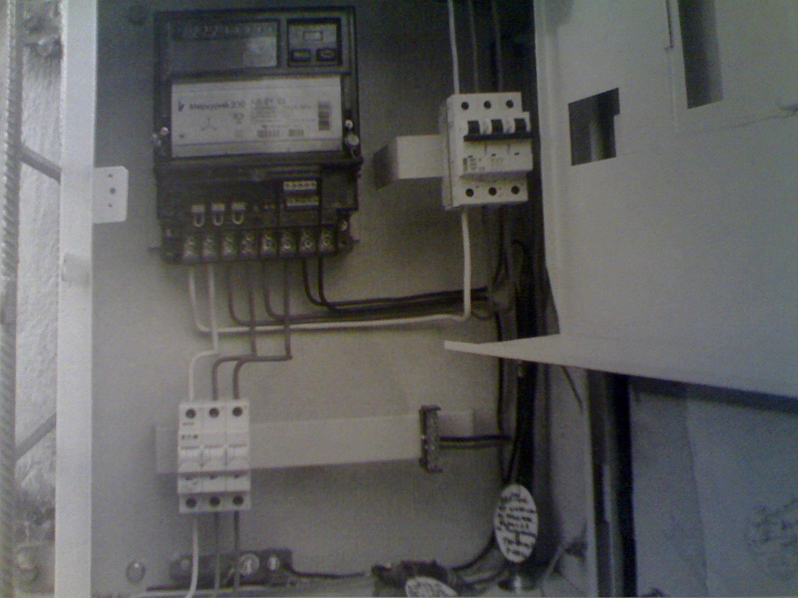 Счетчик 3х фазный на столб подключение 17 фотография