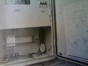 электрический щит 3
