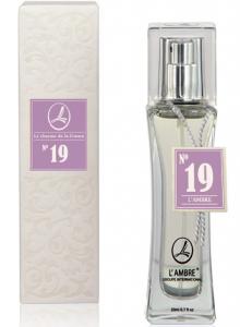 Духи L'AMBRE № 19 цветочно-пудровые