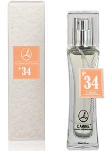 Духи L'AMBRE № 34