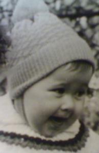 Моя улыбка.Мне 7 месяцев