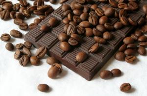 Шоколад в духах