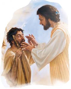 Самоотверженная любовь Иисуса побуждала лечить людей