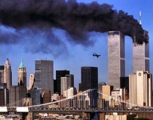 История терроризма.Башни близнецы взорваны террористами