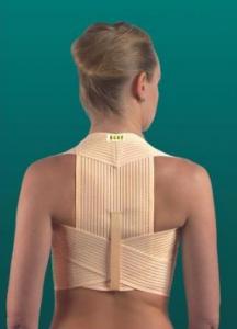 Сильная боль в спине.Исправление осанки может убрать боль в спине