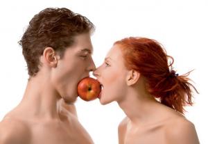 Вечная жизнь.Адам и Ева нарушили закон и стали умирать