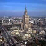 Чемпионат по футболу  в Варшаве столице Польши
