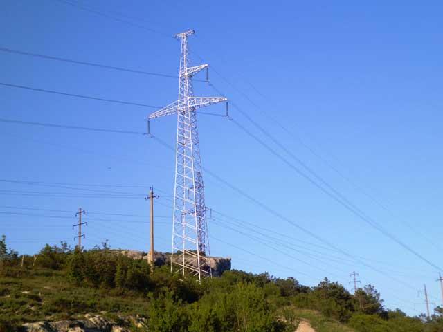 Электрический великан-настоящий мощный красавец