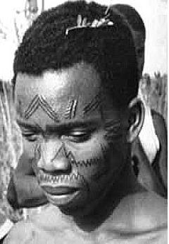 Шрамы на лице-символ патриотизма и героизма