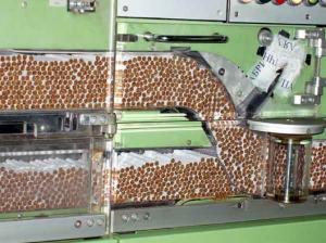 Вред сигарет очень большой.Приводит к смерти.