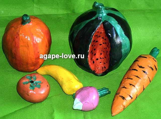 Изделия-Юли.-Овощи сочные