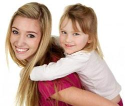 Уход за детьми родной мамой самый лучший для детей