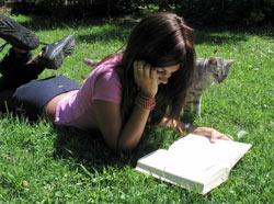 Чувство одиночества.Чтение книг устраняет пдавленность