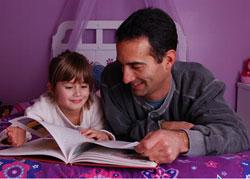 Хорошие отцы проводят время вместе с детьми