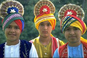 Индийские сыновья благословление для семьи
