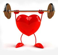 Даигаться-делая интенсивные упражнения, приносят большую пользу здоровью