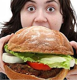 Детское ожирение от фаст фудов. Перейти на правильное питание