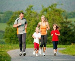 Детское ожирение. Физические упражнения помогут детям избежать ожирения