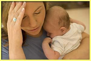 Депрессия после родов- это заболевание