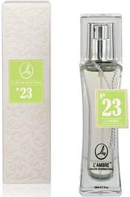 Цветочно - цитрусовые ароматы L'AMBRE №23