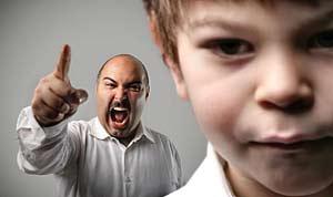Агрессивные дети от агрессивных родителей. Агрессию впитывают, как губки