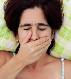 Утренняя тошнота у беременных по утрам